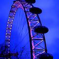 Eye Of London by Roberto Alamino