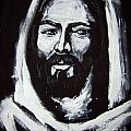 Face of Christ CCSA Print by Larry Cole