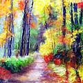 Fall Melody by Marilyn Sholin