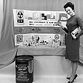 Fallout Shelter Supplies, Usa, Cold War by Us National Archives And Records Administration