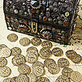 Fancy Treasure Chest  by Garry Gay