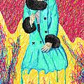 Fashion Abstraction De Eliana Smith by Kenal Louis