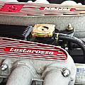 Ferrari Testarossa by Andrew  Cragin