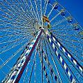Ferris Wheel - Nuremberg  by Juergen Weiss