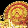 Ferris Wheel And Other Rides, Derry by The Irish Image Collection