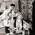 Film: The White Moth, 1924 by Granger