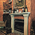 Fireplace by Benjamin Matthijs