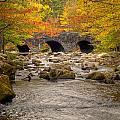 Fishing Bridge I by Charles Warren