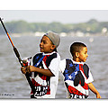 Fishing Brothers by Brian Wallace