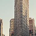 Flat Iron Building by Benjamin Matthijs