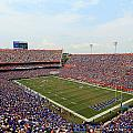 Florida  Ben Hill Griffin Stadium On Game Day by Getty Images