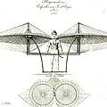 Flugmaschine 1807 by Padre Art