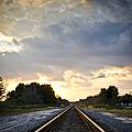 Follow The Tracks by Carolyn Marshall