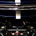 Ford Mustang Front View by Radoslav Nedelchev