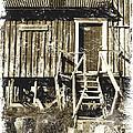 Forgotten Wooden House by Heiko Koehrer-Wagner