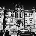 Former Kilmarnock Technical School And Academy Building Now Academy Apartments Scotland Uk by Joe Fox