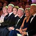 Former Presidents Bill Clinton by Everett
