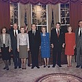 Four Presidents And Five First Ladies by Everett