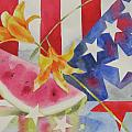 Fourth Of July by Amy Householder