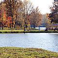 Fowler Lake 3 by Franklin Conour