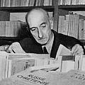 François Mauriac 1885-1970 Winner by Everett
