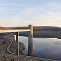 Francis E Walter Dam by Bill Cannon