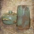 Frankhoma Pottery by Betty LaRue