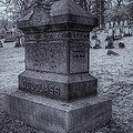 Frederick Douglass Grave One by Joshua House