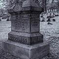 Frederick Douglass Grave One by Joshua House