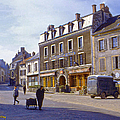 French Village by Chuck Staley