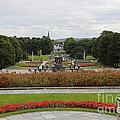 Frogner Park by Carol Groenen