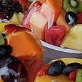 Fruit Cup by Lorraine Devon Wilke