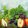 Fruit Garden by Manfred Lutzius
