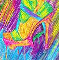 Funky Stilettos Impression by Pierre Louis