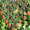Garden Noah Bells by Cheryl Young