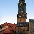 Gatehouse Weimar City Palace by Christine Till