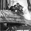 Gatling Gun, 1878 by Granger