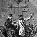 Gay-lussac And Jean-baptiste Biot, 1804 by Science Source