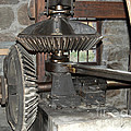 Gears Of The Old Grist Mill by John Small