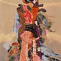 Geisha by Roberta Baker