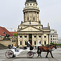 Gendarmenmarkt Berlin Germany by Matthias Hauser