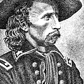 General Custer by Gordon Punt