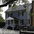 George Peers House Appomattox Virginia by Teresa Mucha