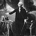 George Washington, 1st American by Omikron