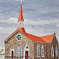 Georgetown Presbyterian Church by Reb Frost