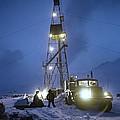 Geothermal Power Station Drilling by Ria Novosti