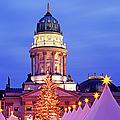 German Christmas Market by Murat Taner