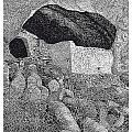 Gila Cliff Dwelings Big Room by Jack Pumphrey