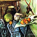 Ginger Jar And Eggplants by Pg Reproductions