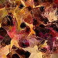 Glass Leaves by Marilyn Sholin